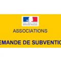 Subventions aux associations